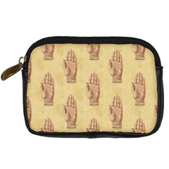 Palmistry Digital Camera Leather Case
