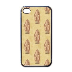 Palmistry Apple iPhone 4 Case (Black)