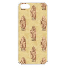 Palmistry Apple iPhone 5 Seamless Case (White)