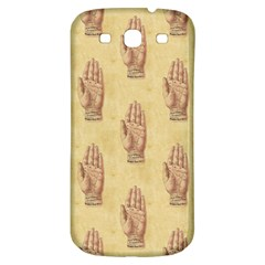 Palmistry Samsung Galaxy S3 S III Classic Hardshell Back Case
