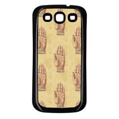 Palmistry Samsung Galaxy S3 Back Case (Black)