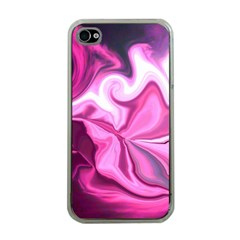 L278 Apple Iphone 4 Case (clear)