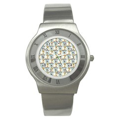 1905 Easter Witch  Stainless Steel Watch (Unisex)