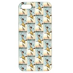 1905 Easter Witch  Apple iPhone 5 Hardshell Case with Stand