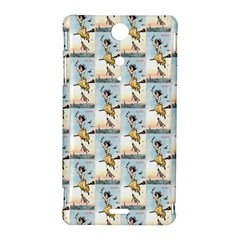 1905 Easter Witch  Sony Xperia TX Hardshell Case