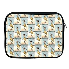 1905 Easter Witch  Apple iPad 2/3/4 Zipper Case