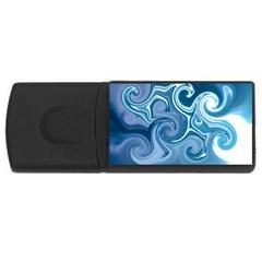 L281 2GB USB Flash Drive (Rectangle)