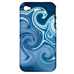 L281 Apple iPhone 4/4S Hardshell Case (PC+Silicone)