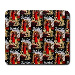 1912 Witchal Witch Large Mouse Pad (Rectangle)