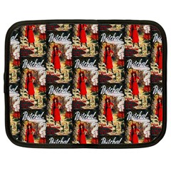 1912 Witchal Witch Netbook Case (Large)
