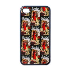 1912 Witchal Witch Apple iPhone 4 Case (Black)