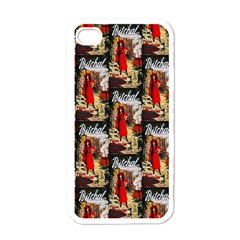 1912 Witchal Witch Apple iPhone 4 Case (White)