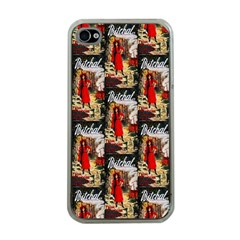 1912 Witchal Witch Apple iPhone 4 Case (Clear)