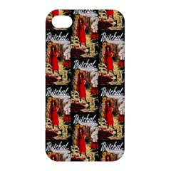 1912 Witchal Witch Apple iPhone 4/4S Premium Hardshell Case