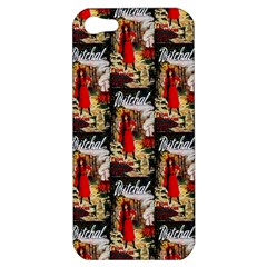 1912 Witchal Witch Apple iPhone 5 Hardshell Case