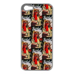 1912 Witchal Witch Apple iPhone 5 Case (Silver)