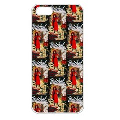 1912 Witchal Witch Apple iPhone 5 Seamless Case (White)
