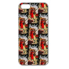 1912 Witchal Witch Apple Seamless iPhone 5 Case (Clear)