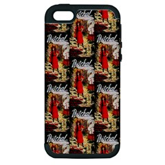 1912 Witchal Witch Apple iPhone 5 Hardshell Case (PC+Silicone)