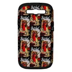 1912 Witchal Witch Samsung Galaxy S III Hardshell Case (PC+Silicone)