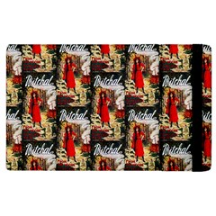 1912 Witchal Witch Apple iPad 3/4 Flip Case