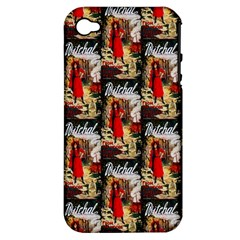 1912 Witchal Witch Apple iPhone 4/4S Hardshell Case (PC+Silicone)