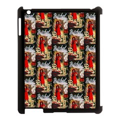 1912 Witchal Witch Apple iPad 3/4 Case (Black)