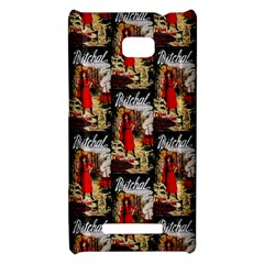 1912 Witchal Witch HTC 8X Hardshell Case