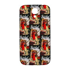 1912 Witchal Witch Samsung Galaxy S4 I9500/I9505  Hardshell Back Case