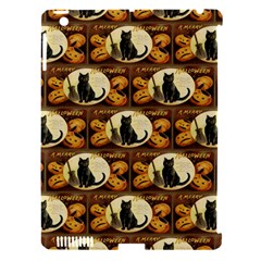 A Merry Hallowe en  Apple iPad 3/4 Hardshell Case (Compatible with Smart Cover)