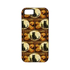 A Merry Hallowe en  Apple iPhone 5 Classic Hardshell Case (PC+Silicone)