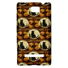 A Merry Hallowe en  HTC 8S Hardshell Case