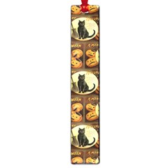 A Merry Hallowe en  Large Bookmark