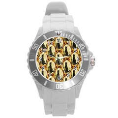 A Merry Hallowe en  Plastic Sport Watch (Large)
