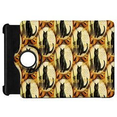 A Merry Hallowe en  Kindle Fire HD 7  Flip 360 Case