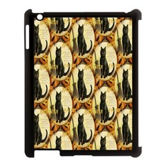 A Merry Hallowe en  Apple iPad 3/4 Case (Black)