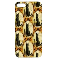 A Merry Hallowe en  Apple iPhone 5 Hardshell Case with Stand