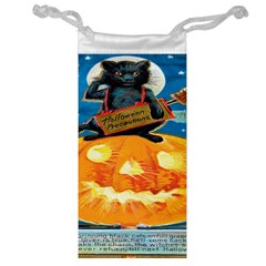 Hallowe en Precautions  Jewelry Bag
