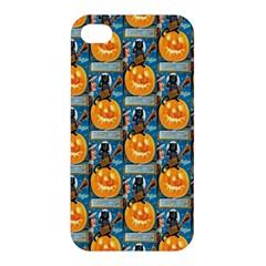Hallowe en Precautions  Apple iPhone 4/4S Premium Hardshell Case