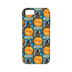 Hallowe en Precautions  Apple iPhone 5 Classic Hardshell Case (PC+Silicone)
