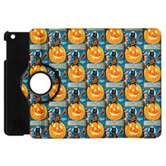 Hallowe en Precautions  Apple iPad Mini Flip 360 Case