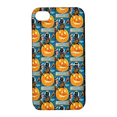 Hallowe en Precautions  Apple iPhone 4/4S Hardshell Case with Stand