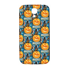 Hallowe en Precautions  Samsung Galaxy S4 I9500/I9505  Hardshell Back Case