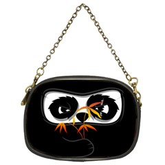 The Hidden Panda Chain Purse (Two Side)