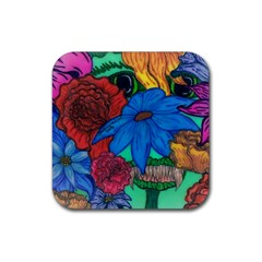 Creepy Beauty Drink Coasters 4 Pack (square)