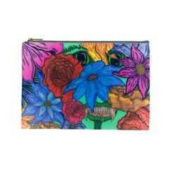 Creepy Beauty Cosmetic Bag (Large)