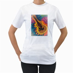 Xoxo Womens  T-shirt (White)