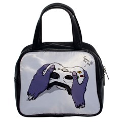 Gamer for life Classic Handbag (Two Sides)