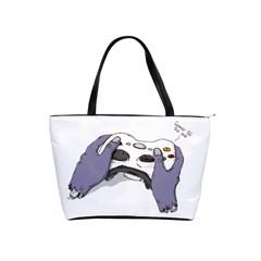 Gamer For Life Large Shoulder Bag