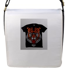 Eyeoftiger Mockup Flap closure messenger bag (Small)